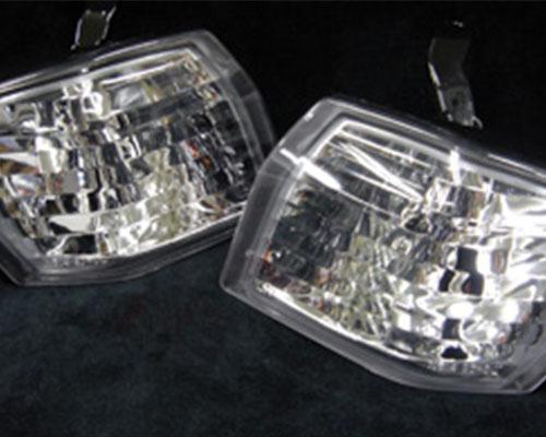 VERTEX Corner Lens Nissan 240SX S14 97-98 - VER-S14K-CL