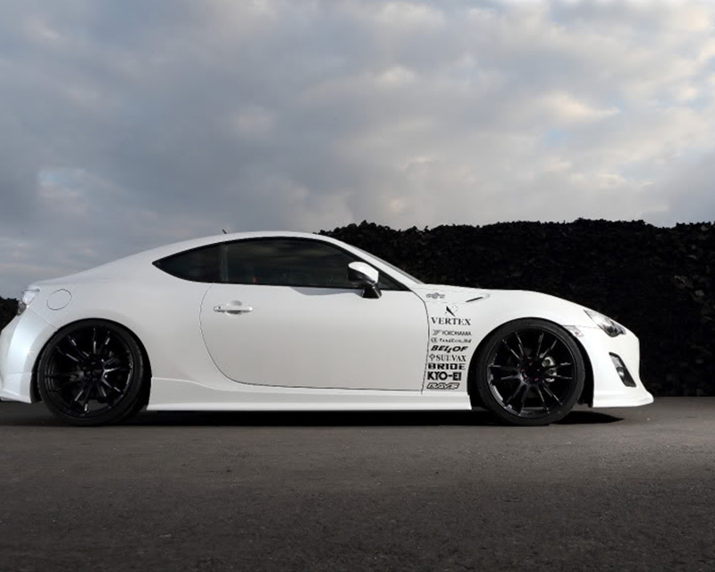 VERTEX Side Skirts Scion FRS 2013 - VER-TOY86-SS