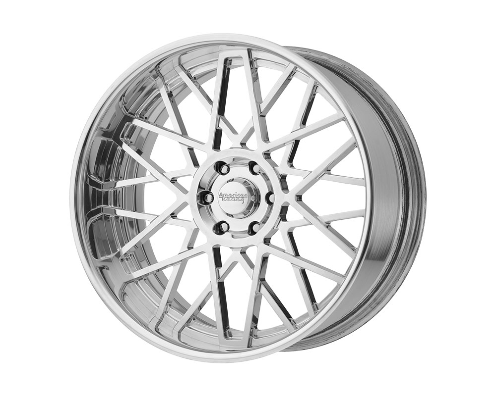 American Racing Forged VF515 Wheel 18x9 Blank +0mm Polished