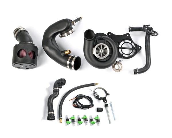 Vfk17 01 Vf Engineering Supercharger System Bmw E46 330