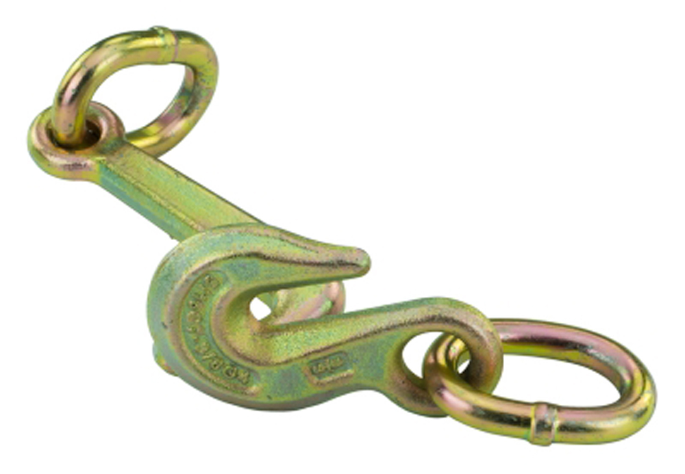 3/8 Inch Grab Hook On Link Snappin Turtle - VHR165