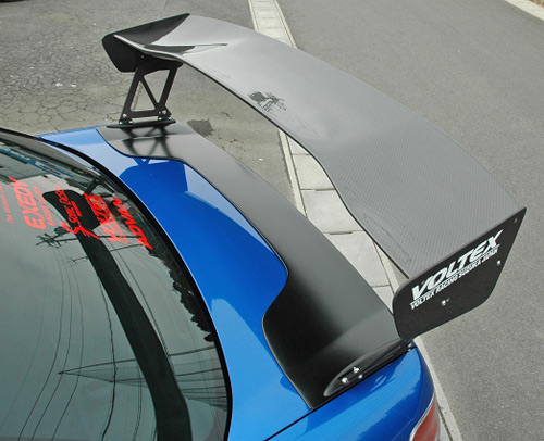 how to get the subaru wing