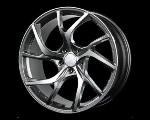 VMF C-01 Wheel 20x8.5 5x108 45mm Diamond Cut/Side Dark Gunmetal - WVMFC01AV45RDX