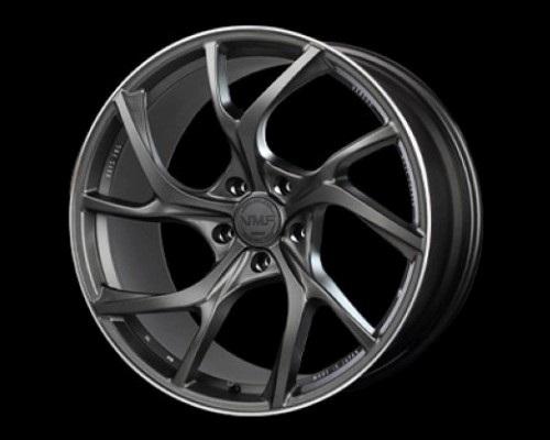 VMF C-01 Wheel 20x9 5x114.3 37mm Matte Gunblack/Rim Edge DC - WVMFC01AW37EMK