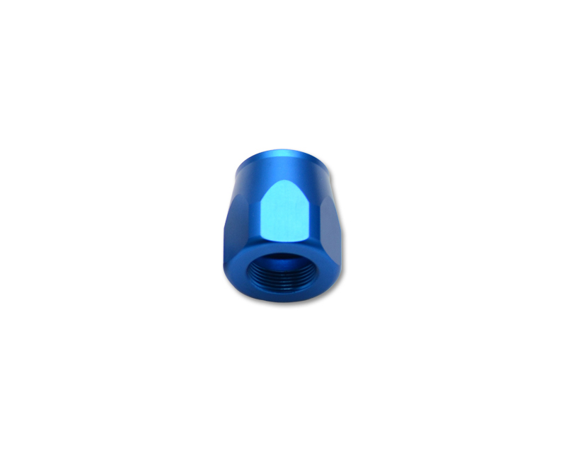 Vibrant Performance Anodized Blue -12AN Hose End Socket - 20962B