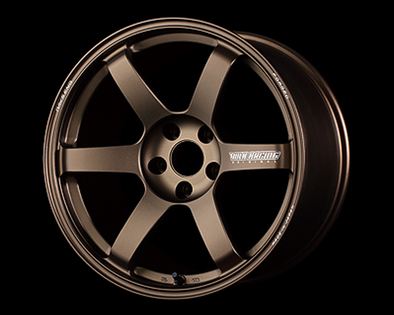 Volk Racing Bronze TE37 Saga Wheel 18x10.5 5x114.3 15mm - VR-TE37SAGA-181055114315-BR