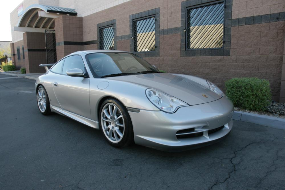 VR Tuned ECU Flash Tune Porsche 996 GT3 3.6L 02-05 - VRT-996-GT3