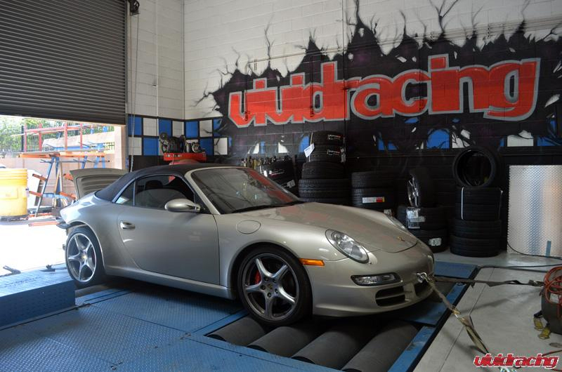 Vivid Racing Stage 2 Porsche 997 Carrera 05-08 45HP Gain