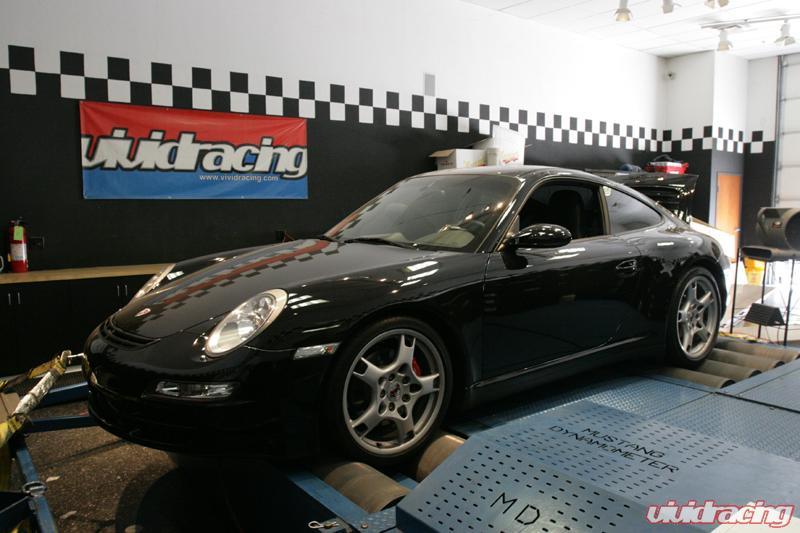 VR Tuned ECU Flash Tune Porsche 997 Carrera 3.8L 05-08 - VRT-997-38