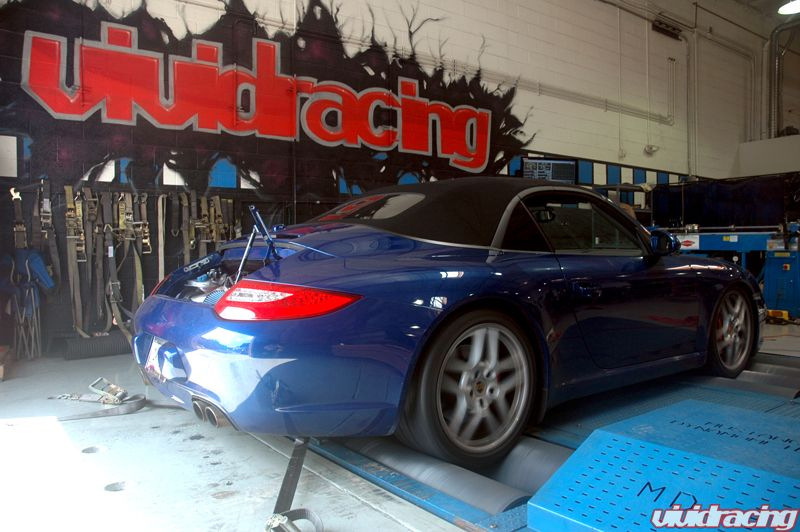VR Tuned ECU Flash Tune Porsche 997 Carrera 3.6L DFI 09-11