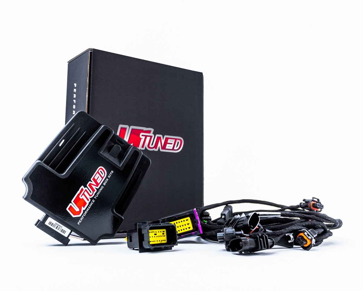 VR Tuned ECU Tuning Box Porsche 971 Panamera 4S 324 kW 440 PS 2018+