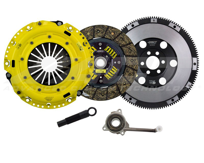 ACT Heavy Duty Performance Street Sprung Clutch Kit Volkswagen Beetle GLS 00-05