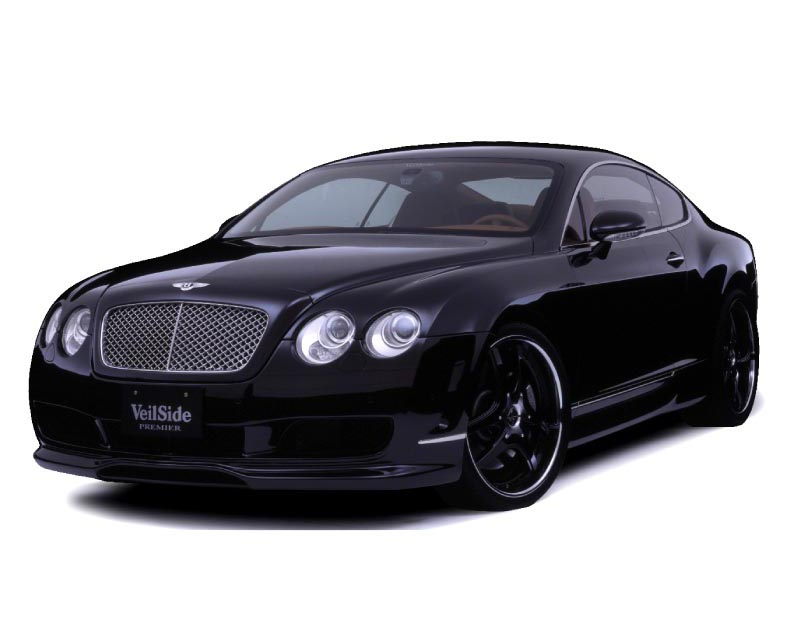 Veilside Premier 4509 Side Skirts Bentley Continental GT 03-10 - PR001-02