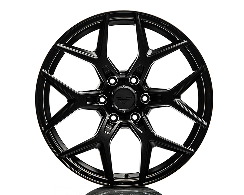 VENOMREX VR601 Wheel 20x9 6x139.7 0mm Mystic Black - VR601.20090.6139.0C.106.MB