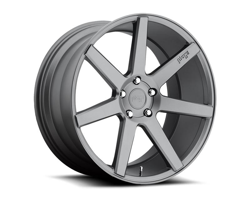 Niche Verona M149 Anthracite Wheel 20x10.5 5x120 +35mm - M149200511+35