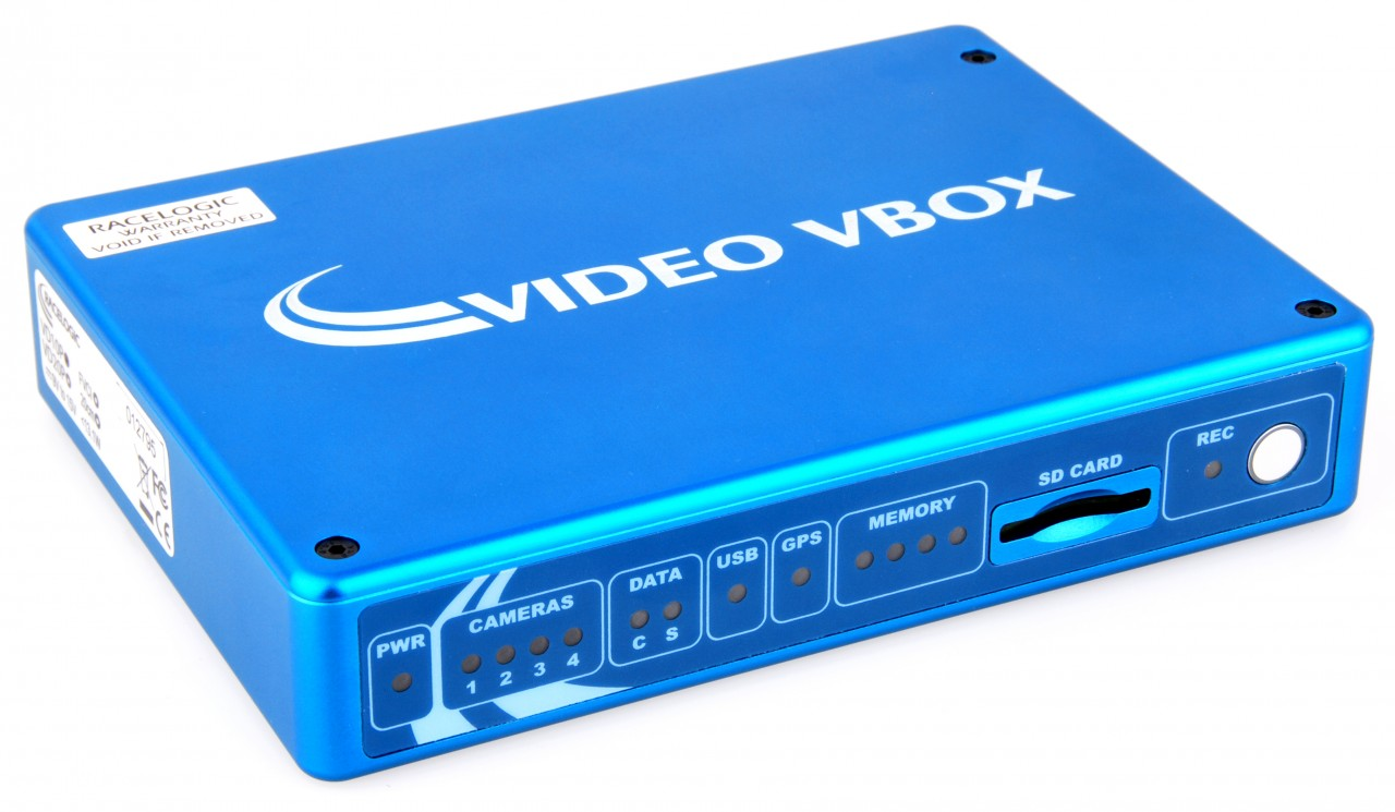 Image of Racelogic Video VBOX Pro 10Hz with 4 Cameras and CAN Logging