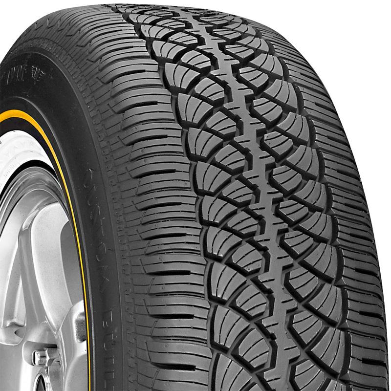 Vogue Custom Built Radial VII/Wide Trac Tire 235 /70 R15 103T SL GW - 2182981
