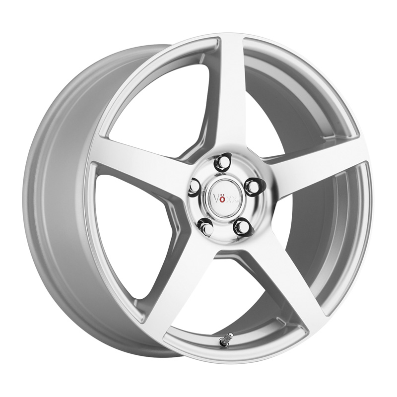 Voxx MGA Silver Mirror Machined Face Wheel 15x7 5x100/114.3 40mm - DT-77978