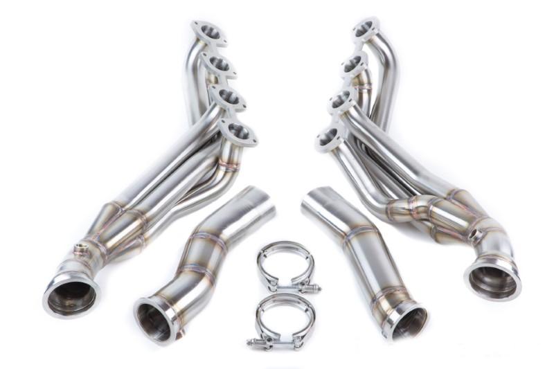 Weistec M113K Exhaust System Mercedes-Benz CL55|CLS55|E55|G55|S55|SL55 AMG 02-12 - 01-113-00989-2