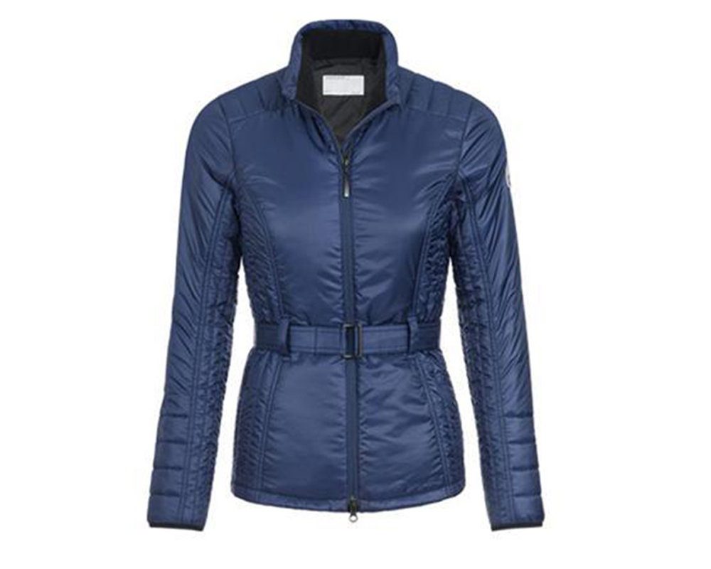 Genuine Porsche Jacket Ladies Blue XS - WAP9360XS0D