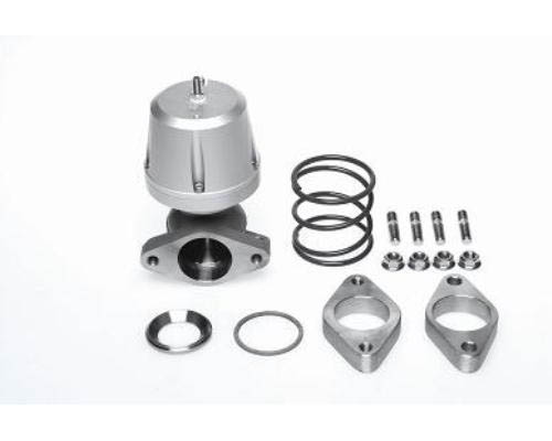 Synapse Engineering Silver Synchronic Wastegate 40mm w/ Flanges - WG001B.1