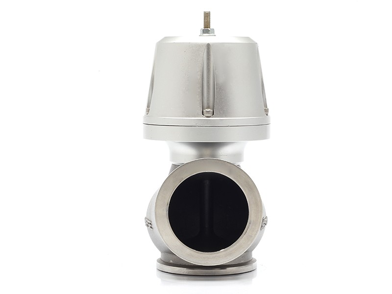 Synapse Engineering Silver Synchronic Wastegate 50mm w/o Flanges - WG002A.1