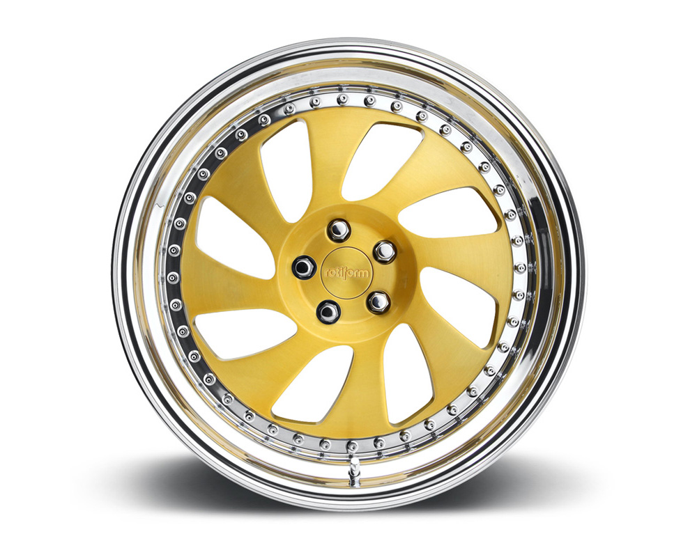Rotiform WRW 3-Piece Forged Concave Center Wheels - WRW-3PCFORGED-CONCAVE