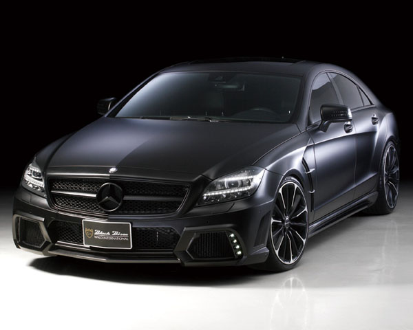 Wald International Black Bison Aerodynamic Body Kit Mercedes-Benz CLS 11+ - C218.BB.FB.KIT