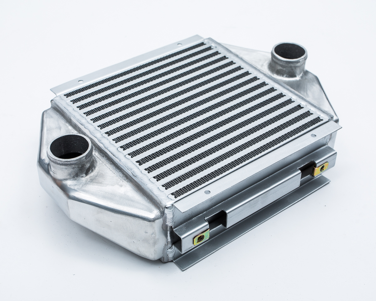 Agency Power Silver Intercooler Upgrade Can-Am Maverick X3 Turbo DS RS RC - AP-BRP-X3-108S