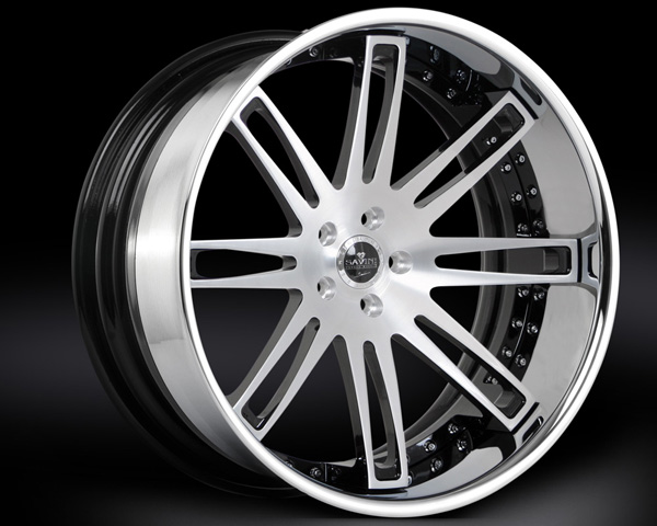 Savini Wheels X.C. Series SV09C 24x13