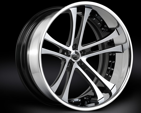 Savini Wheels X.C. Series SV21C 22x10