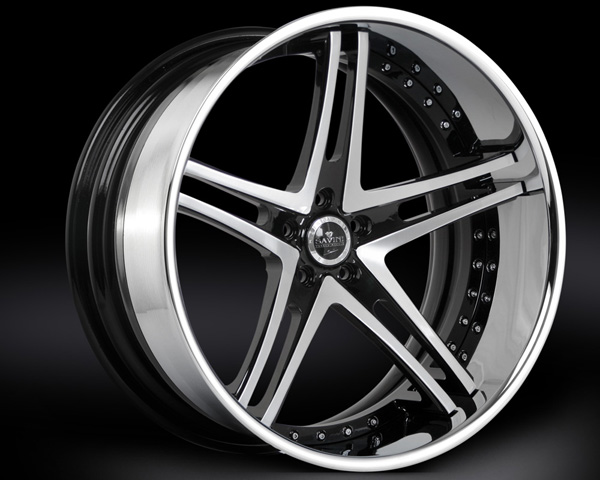 Savini Wheels X.C. Series SV23C 22x11.5