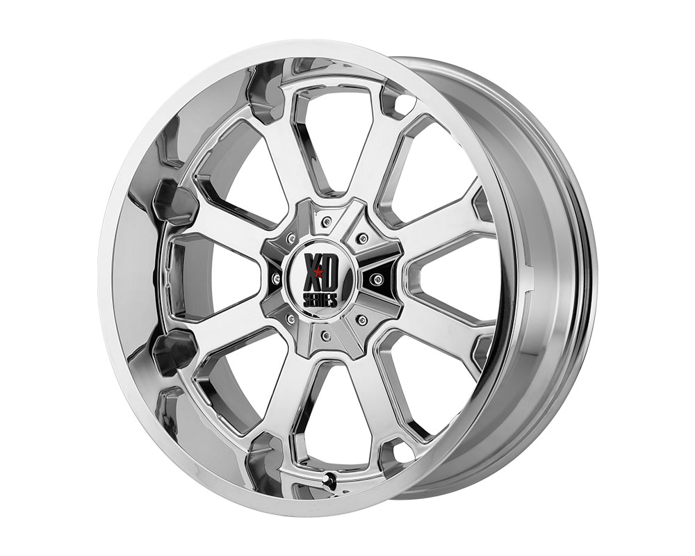 XD Series XD825 Buck 25 Wheel 20x12 8x8x170 -44mm Chrome - XD82521287244NA