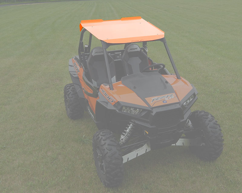 Axiom 2-Seater  Roof Polaris RZR 900 | 1000 | Turbo 14-19 - XP1K-ROOF-1
