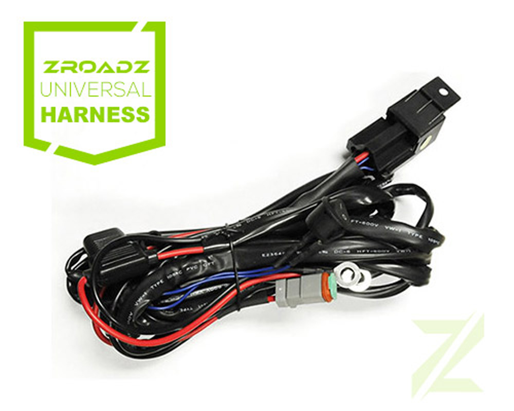 Universal DT Series Wiring Harness PN Z390020D-A on