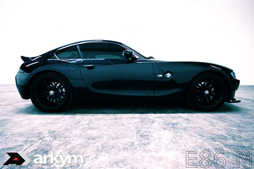 Arkym Aerosport Double Side Carbon Aerowing Roadster BMW Z4 E85 03-08 - E8X-ASP-TSC1-2Cx
