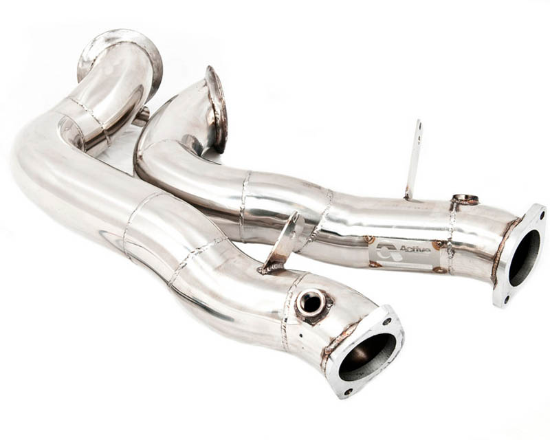Active Autowerkes Signature Down Pipes BMW 135i E87 07-11