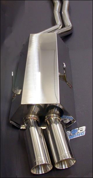 Active Autowerkes Exhaust Parts