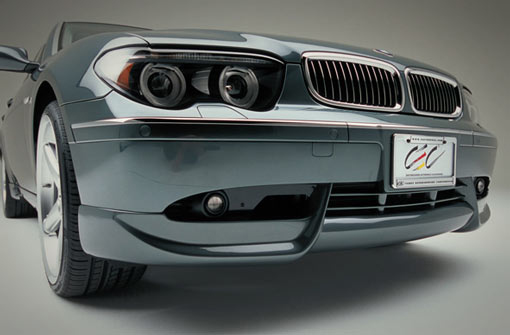 AC Schnitzer Add-on Front Spoiler BMW 7 Series E65 02-05 - AC-511165110
