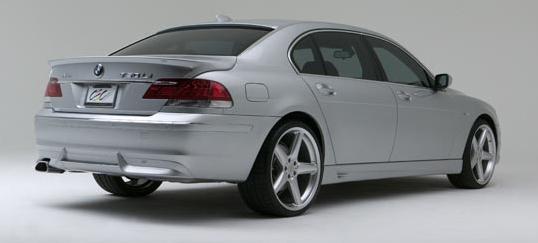 AC Schnitzer Add-on Rear Spoiler for ACS Muffler BMW 7 Series E65 06-08 - AC-511265130