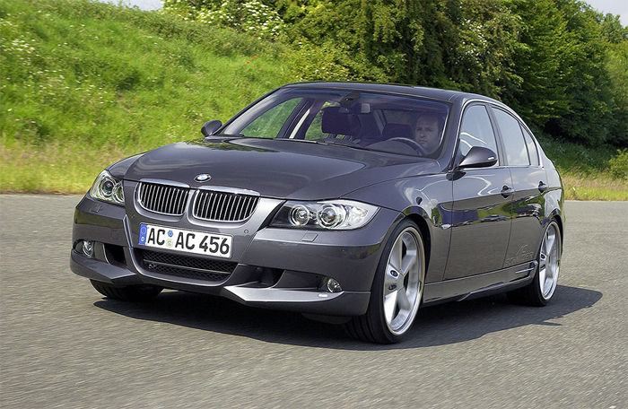 AC Schnitzer Front Spoiler BMW 3-Series E90 Sedan | Touring 06-11 - AC-511190310