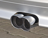 Image of AC Schnitzer Rear Racing Tail Pipe BMW E90 3-Series 325i 325d Sedan Touring 06-11