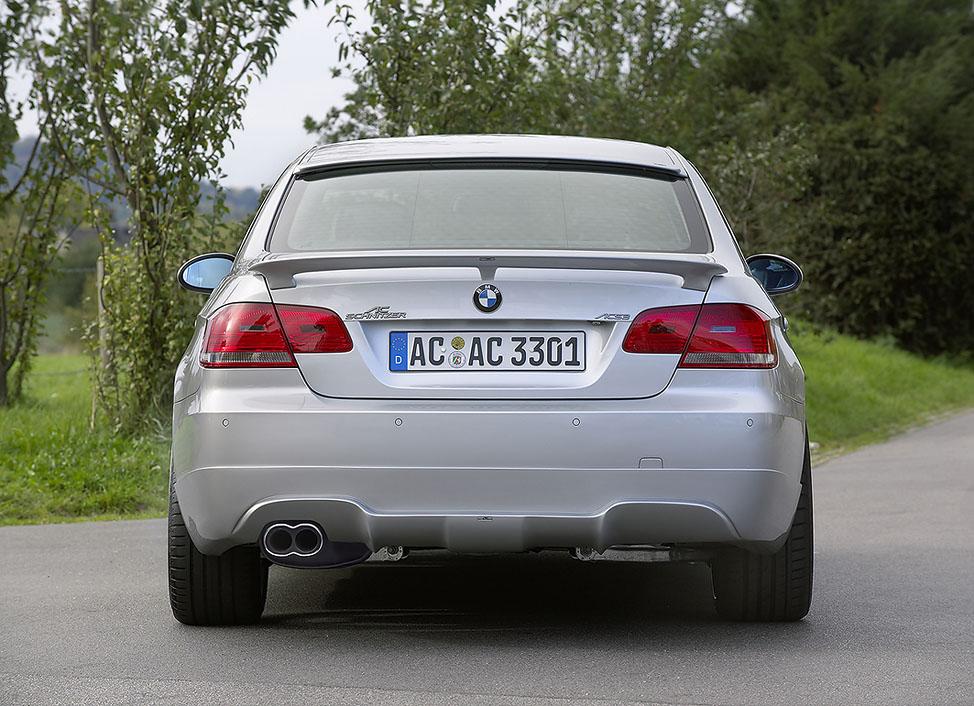 AC Schnitzer Rear Skirt BMW 3-Series 320 325 330 E92 E93 without M-Technik 07-13 - AC-511292310
