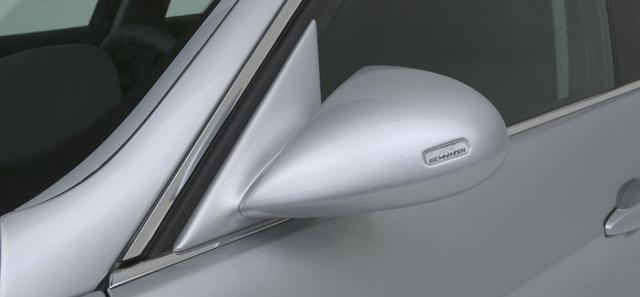 AC Schnitzer Left Sport Mirror Housing BMW 3-Series E90 Sedan | Touring 06-11 - AC-511610111