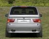 AC Schnitzer Rear Tail Pipes BMW X5 E53 3.0i 99-07