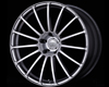 Image of Advan AVS F15 20x10 5x112 Platinum Silver Wheel