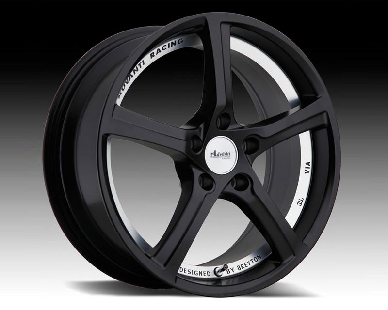 Image of Advanti Racing 15 Anniversary Wheels 18x8 5x112 35