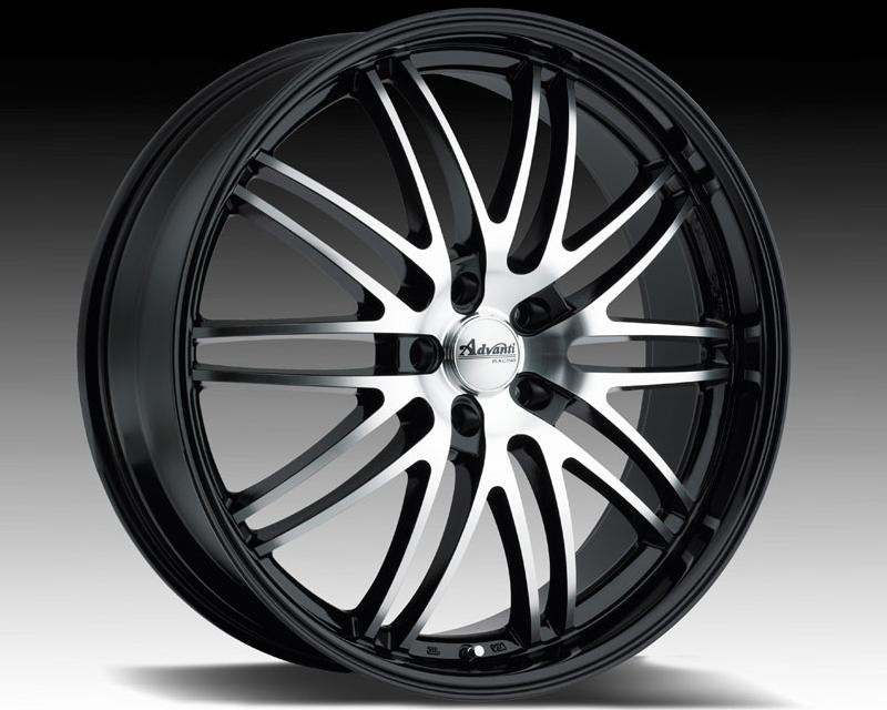 Image of Advanti Racing PO Prodigo Wheels 20x8.5 5x114.3 45