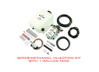 AEM Water-Methanol Injection Kit with 1 Gallon Tank - 30-3300
