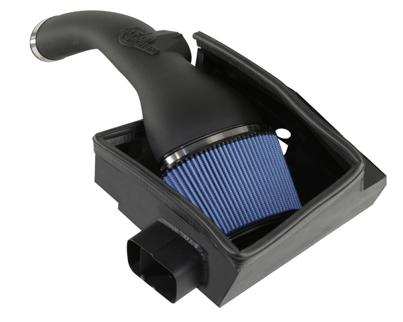 aFe Magnum Force Stage 2 Air Intake System BMW E9x 335i/Xi L6 3.0 11-13 - 51-11912
